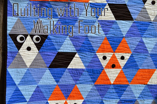Top 10 Tips for New Quilters – Quilting with your Walking Foot