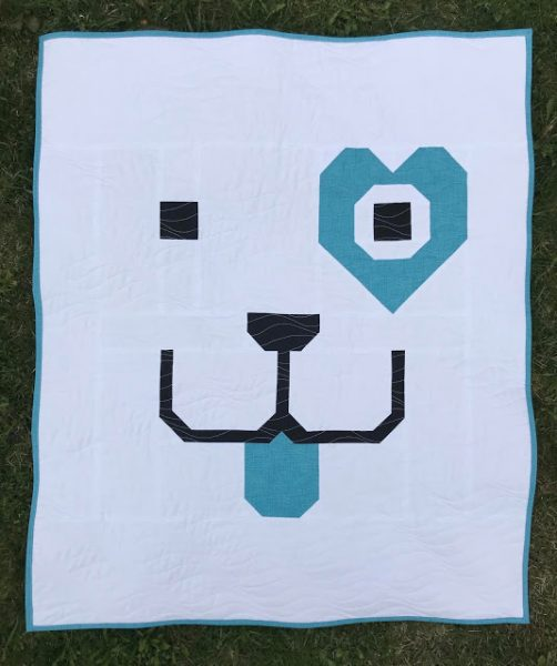 DOGGO design and NEW Quilt Kits!